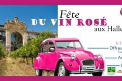fete vin rose bandeau web