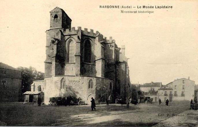 Musee lamourguier halles Narbonne