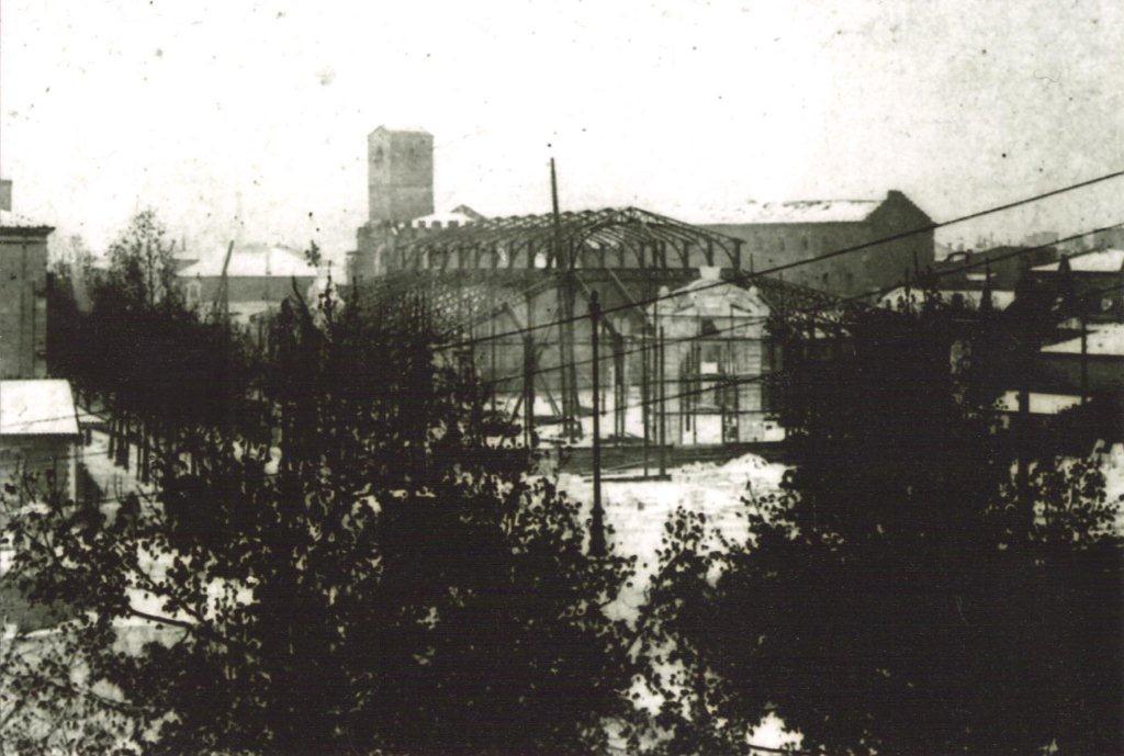 halles de Narbonne 1900 construction