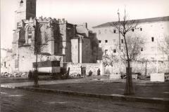 Halles Narbonne avant la construction