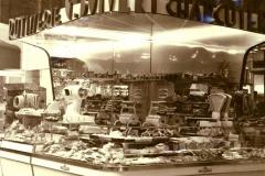 halles de Narbonne boivert vers 1950