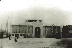 halles de Narbonne 1900 construction 2