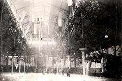 halles de Narbonne 1900 prepar kermesse