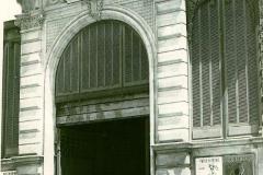 facade exterieure halles de Narbonne vers 1904