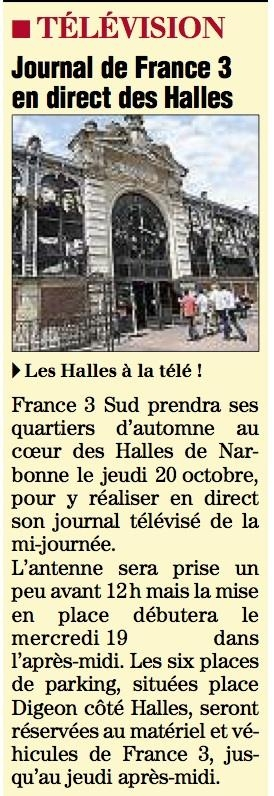 france3-halles-narbonne-independant-16-10-2011