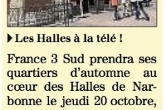 france3-halles-narbonne-independant-16-10-2011