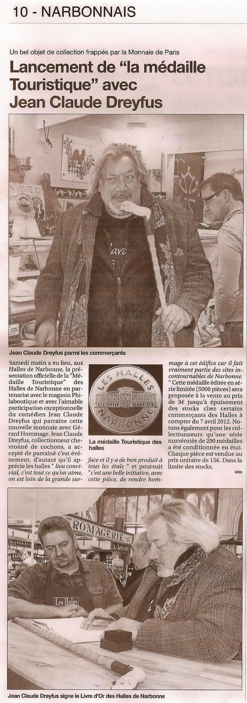 Halles_narbonne_medaille_touristique_dreyfus_paques_petit_journal_page10_du11au17-04-12