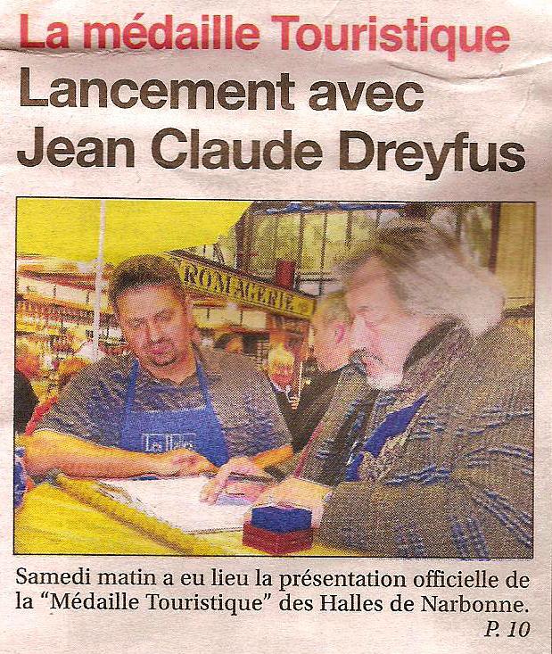 Halles_narbonne_medaille_touristique_dreyfus_paques_petit_journal_une_du11au17-04-12