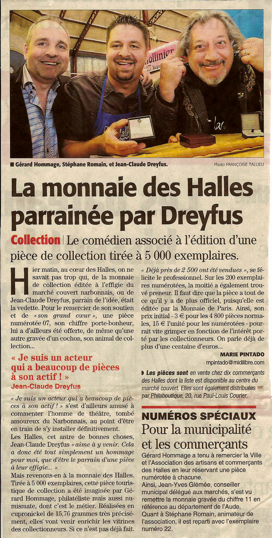 Halles_narbonne_medaille_touristique_jeanclaude_dreyfus_paques_midilibre_08-04-12