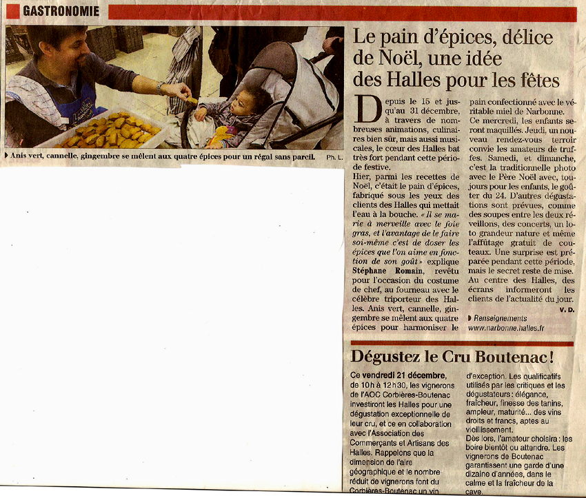 animation_produits_terroir_halles_de_narbonne_pain_d-epices_independant-19-12-2012
