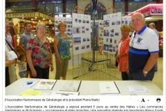 exposition_genealogie_commerces_narbonnais_halles_narbonne_Petit_journal_edition_aude_11-09-2014