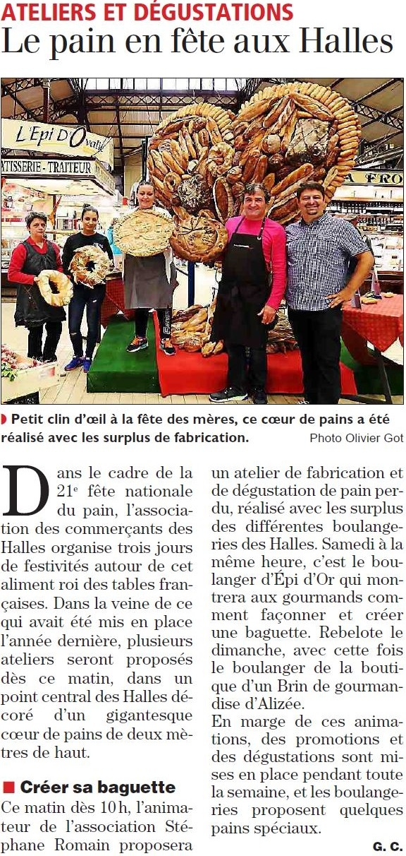 independant fete du pain 26-04-2016