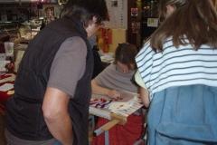 rencontre artistes halles de narbonne 2009 - (3)