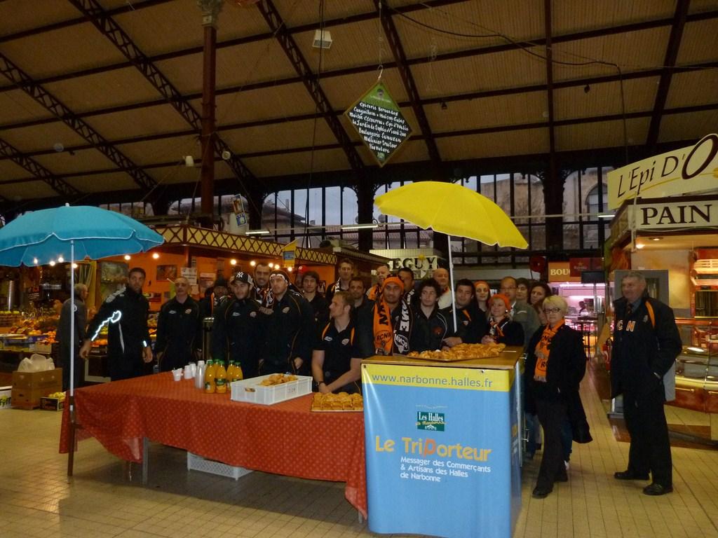 rcnm_petit_dejeuner_lancement_saison_echarpes_halles_narbonne_2012-03