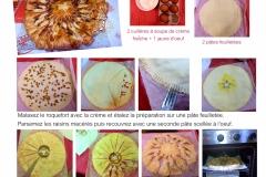 recette tarte vrillee