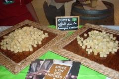 Halles narbonne journee slow food produits laitiers 2008 (3)