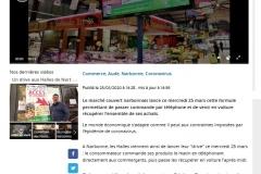 drive_lancement_coronavirus_2020_halles_narbonne_independant