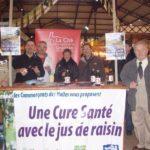 Une Cure de Santé avec le Jus de Raisin 2008