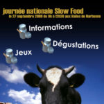 Journée Slow Food 2008