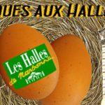 Pâques aux Halles 2009