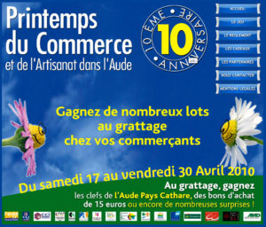 Printemps du commerce halles narbonne