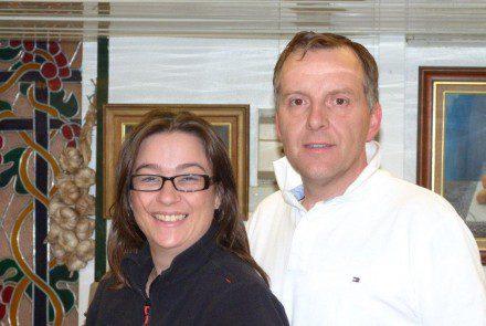 Christophe et Sylviane Carlier