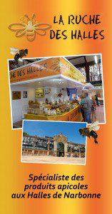 flyer ruche des Halles recto