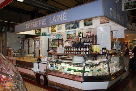Crèmerie Laine Jean-Gilles