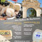 Les Fondus de Fromages sont aux Halles ! Édition 2016