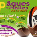 Pâques 2016 aux Halles de Narbonne avec le RCNM