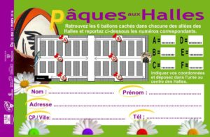 bulletin paques 2016 monte