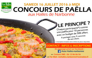 halles_narbonne_affiche_concours_paella_2016