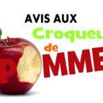 Semaine du Goût 2016 : ce sera «La Pomme» !