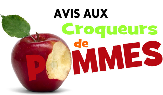 """Semaine du Goût 2016 : ce sera """"La Pomme"""" !"""
