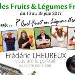 Fête des Fruits & Légumes Frais aux Halles de Narbonne