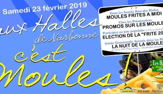 Le 23 février 2019 : C'est Moules !