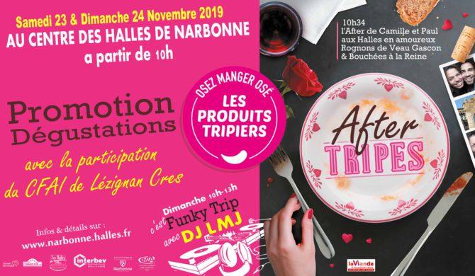 Les Produits Tripiers aux Halles 2019 !
