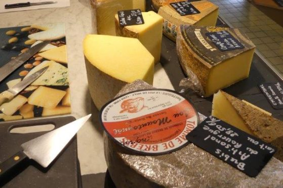 Les Grands Fromages