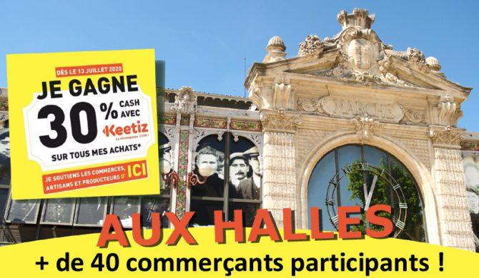 Dispositif KEETIZ : 30% de vos achats remboursés par le Grand Narbonne !