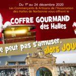C'est Noël aux Halles de Narbonne !