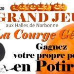 La COURGE GÉANTE DES HALLES ! !