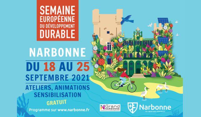 Semaine Européenne du Développement Durable aux Halles de Narbonne