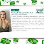 Le Salon du Livre s'invite aux Halles de Narbonne