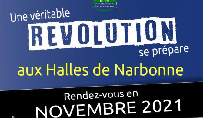 Une Révolution aux Halles de Narbonne ?