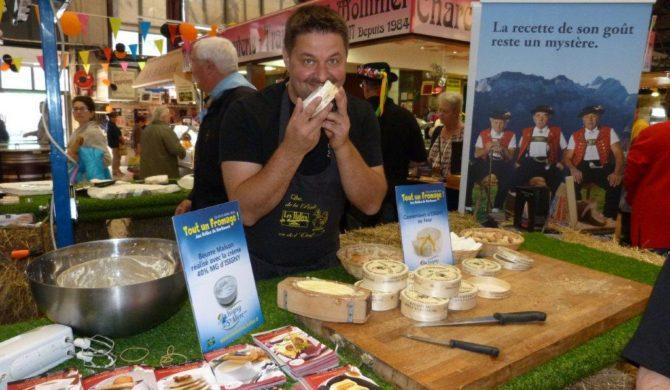 Tout un Fromage aux Halles de Narbonne 2015