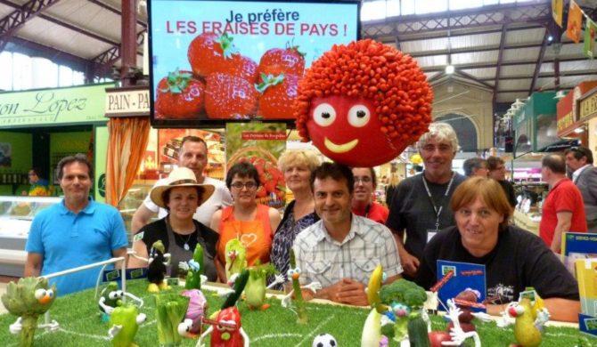 Fête des Fruits & Légumes Frais 2016 aux Halles de Narbonne