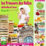 Fraich'attitude 2015 aux halles de Narbonne