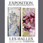 Exposition Pierre VACHER et Roland REBUFFY